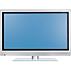 digitális, széles, síkképernyős TV