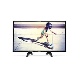 4100 series Téléviseur LED ultra-plat FullHD
