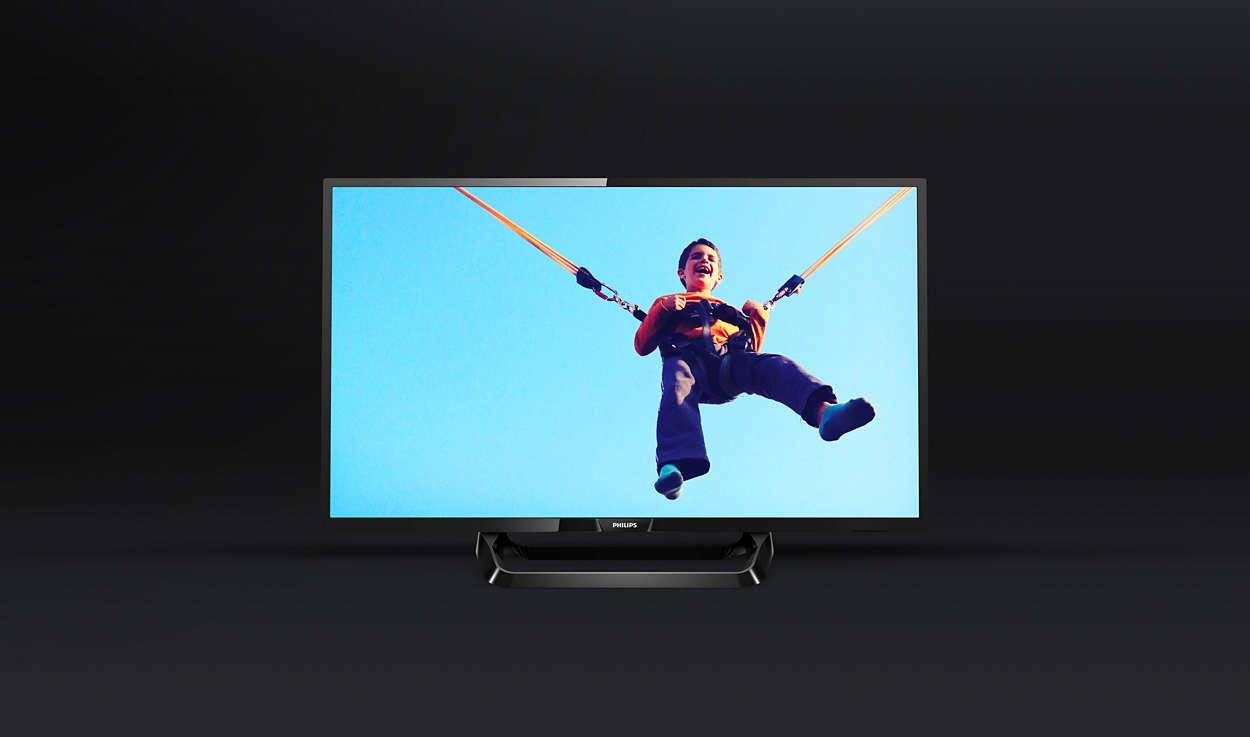 Philips Fernseher Interdiscount : Ultraflacher full hd led fernseher 32pfs5362 12 philips