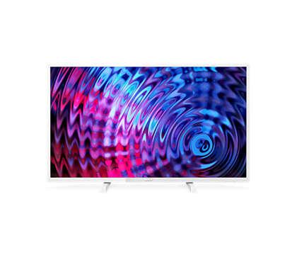 TV LED Full HD ultra sottile