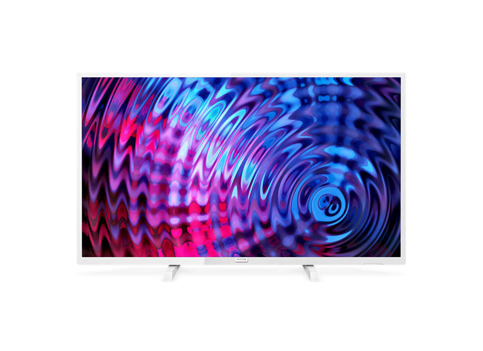 Ультратонкий світлодіодний телевізор Full HD