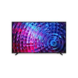 5800 series Ultra İnce Full HD LED Smart TV