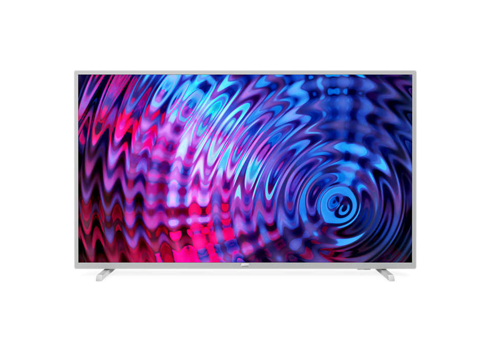 Smart TV LED Full HD ultrafino
