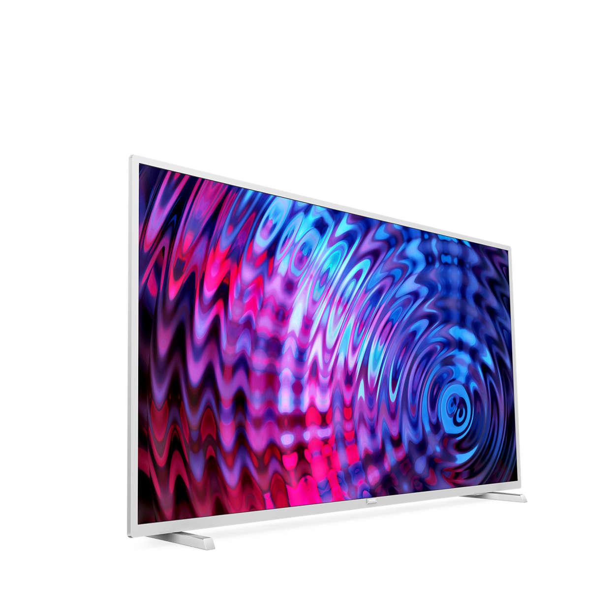 4c73f2ab9 Ultra tenký Smart LED televízor s rozlíšením Full HD 32PFS5823/12 ...