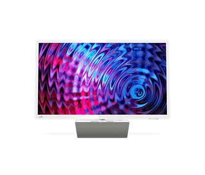 Smart TV LED Full HD ultrafino