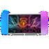 6000 series Erittäin ohut FHD-TV, jossa Android™