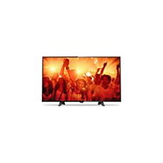32PFT4131/12  Ultraflacher Full-HD LED-Fernseher