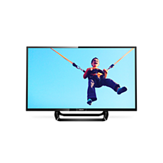 32PFT5362/12  Ultratunn LED-TV med Full HD