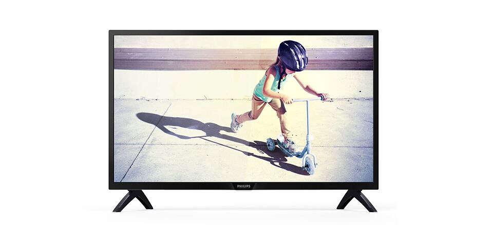 تلفزيون LED رفيع