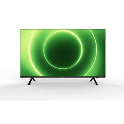 6200 series 高清 LED 电视