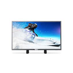 5200 series TV LED tela fina