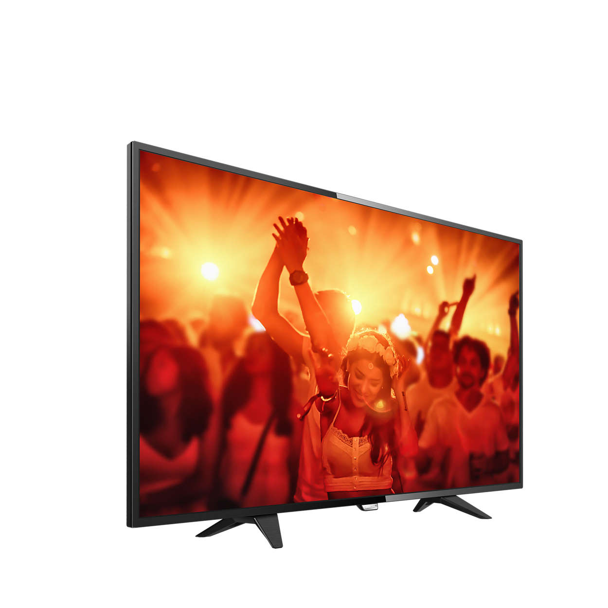 Ultraslanke LED-TV