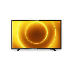 5500 series LED televizorius