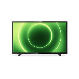 6600 series Téléviseur SmartTV LED HD