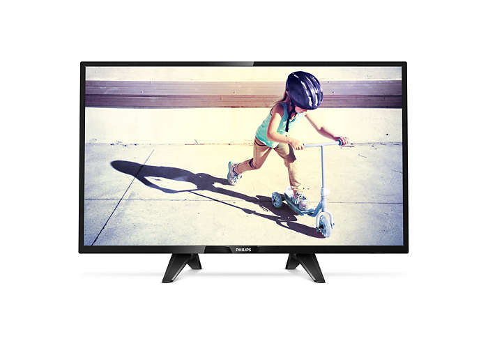 Televisor LED ultrafino