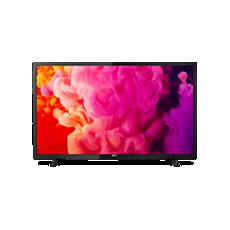 32PHT4503/12  Ultraflacher LED-Fernseher