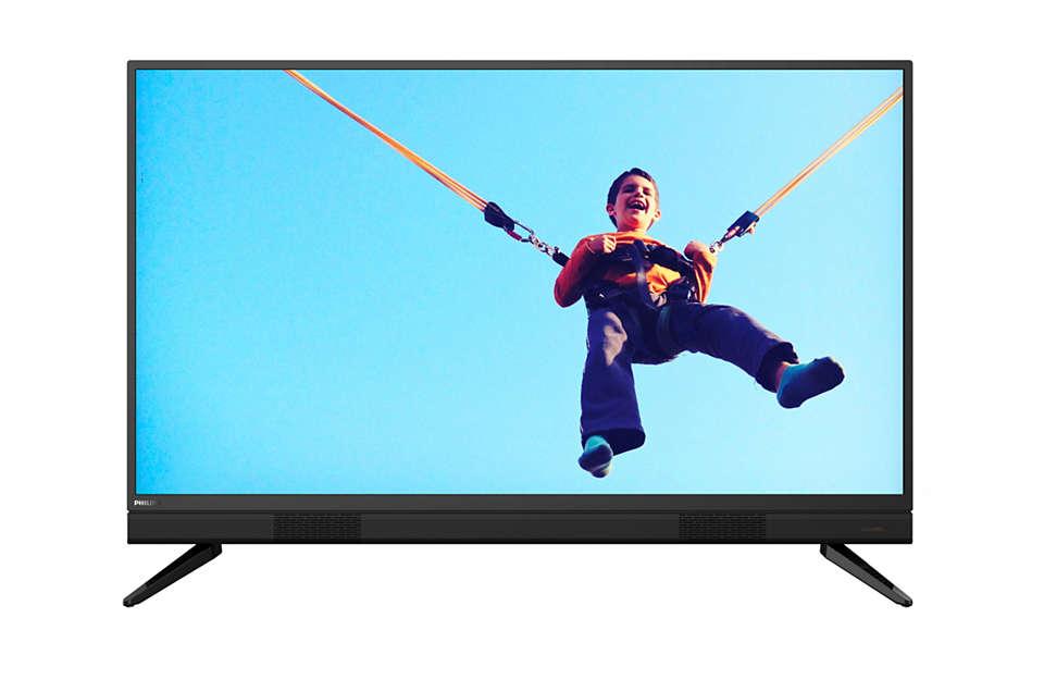 تلفزيون LED بدقة HD