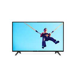 5800 series Ultra Slim LED Smart TV