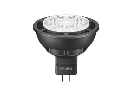 MAS LEDspotLV VLE D 8-50W 830 MR16 36D