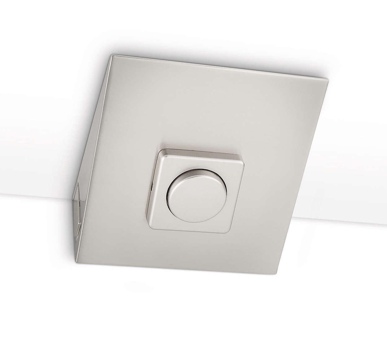 Licht als basisingrediënt gebruiken