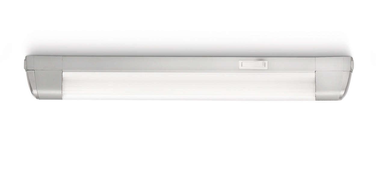 Světlo je důležitá ingredience