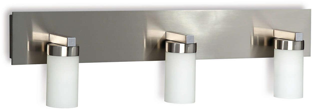 將浴室變成水療室