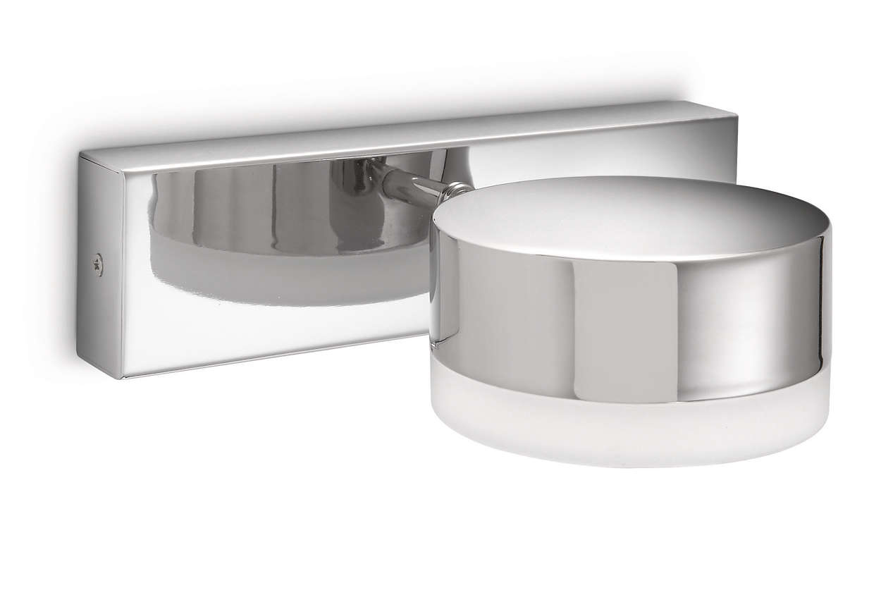 wall light 341311116 philips. Black Bedroom Furniture Sets. Home Design Ideas