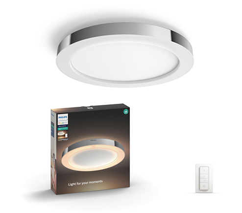 Hue White ambiance Adore Bathroom ceiling light 3435011P7 | Philips