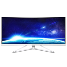 349X7FJEW/00  Monitor LCD Curved UltraWide