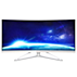 Brilliance Curved UltraWide LCD display