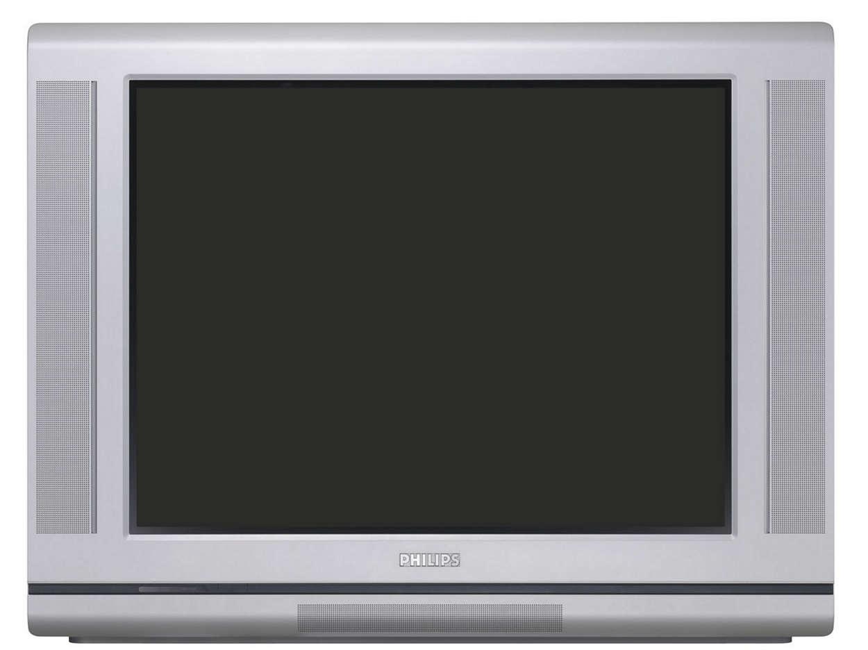 """HDTV จอภาพขนาด 34"""" ใช้กับสัญญาณดิจิตอลได้จากทุกแหล่ง"""