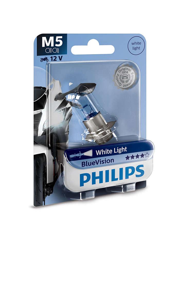 Luz branca com estilo