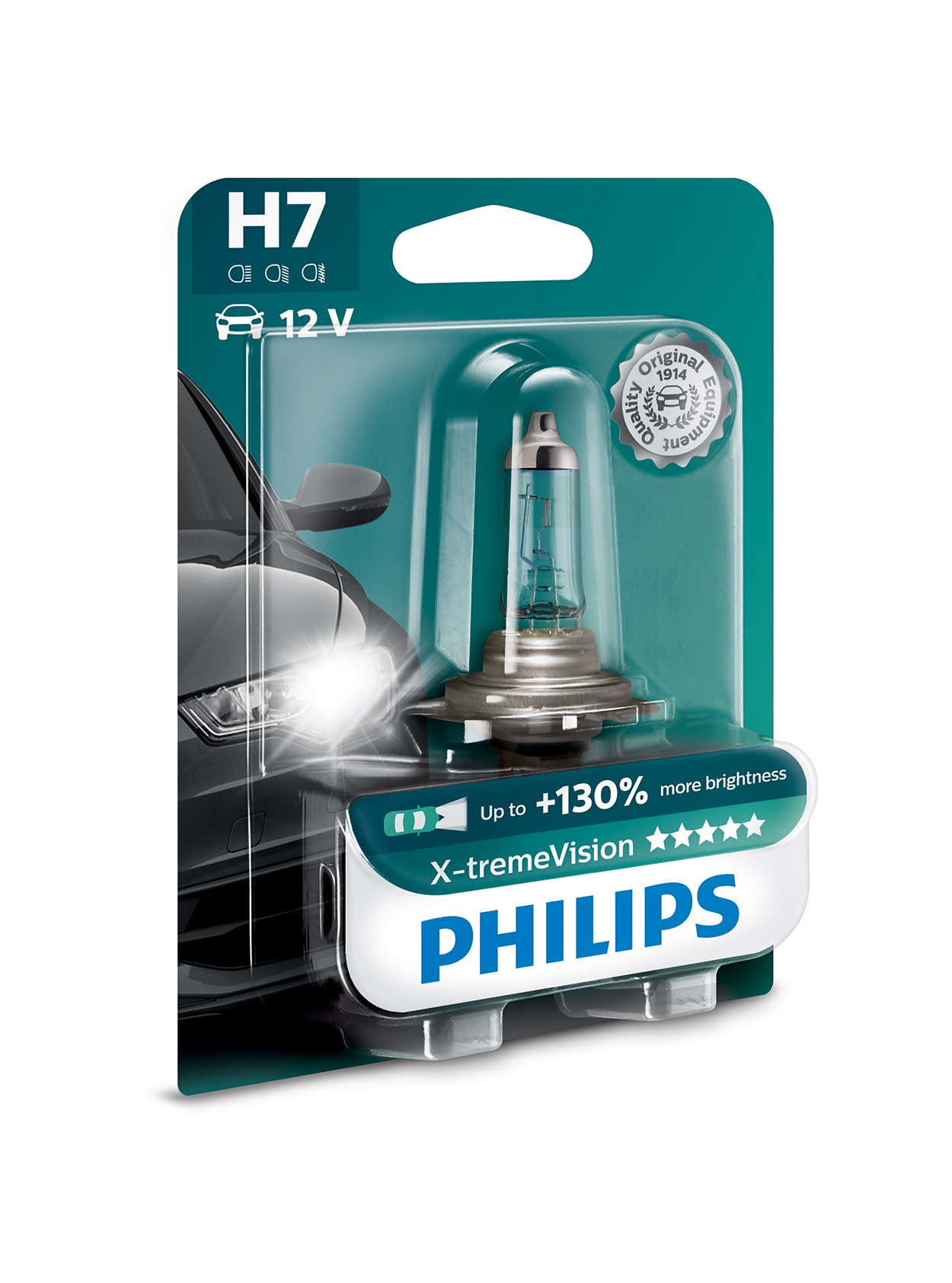 x tremevision ampoule de phare automobile 35040130 philips. Black Bedroom Furniture Sets. Home Design Ideas