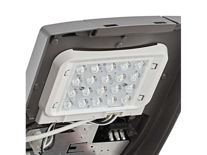 Accessible LED module