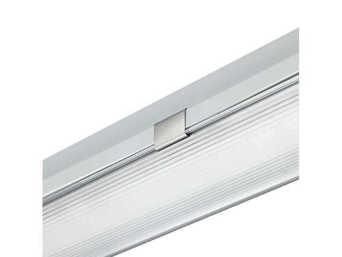 Clips de acero inoxidable de muelle para cierre rápido de la luminaria