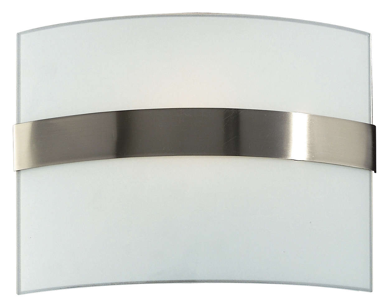 Nienke 1-light Wall in Matte Chrome finish