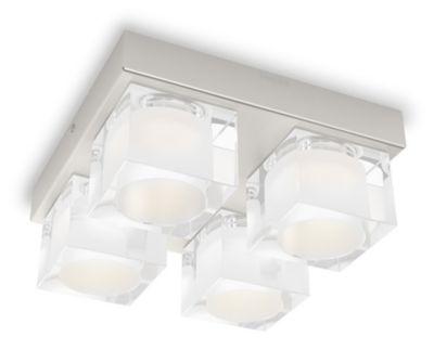Plafoniera Quadrata Philips : Lampada da soffitto  philips