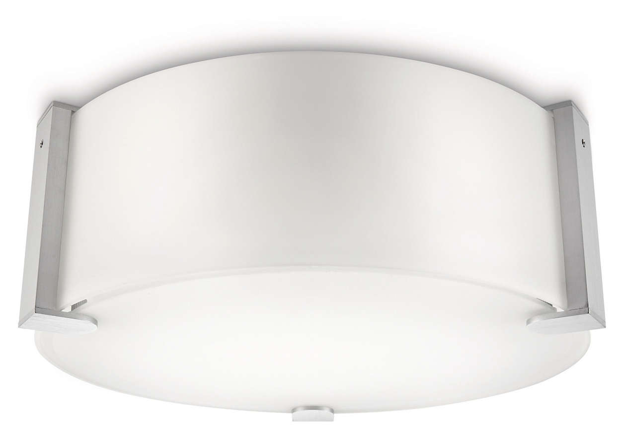 Richt uw huis in met licht