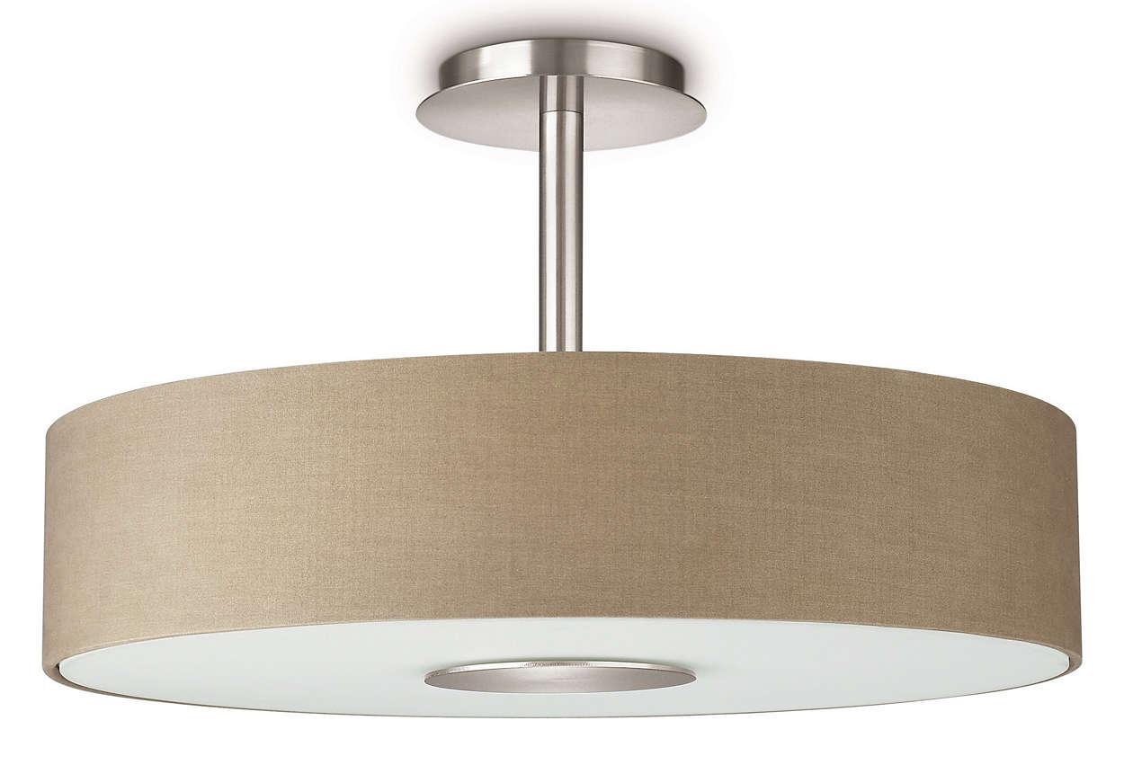 Διακοσμήστε το σπίτι σας με φως
