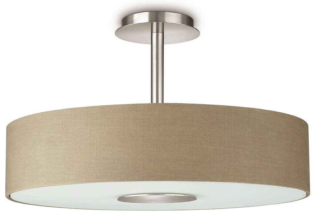 用燈光表達您的風格