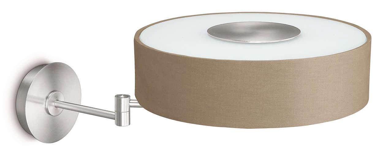 Ozdobte svůj domov světlem