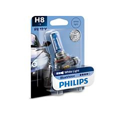 37570130 BlueVision lâmpadas para faróis automotivos