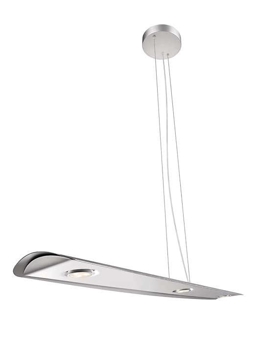 Ledino Mendel pendant light