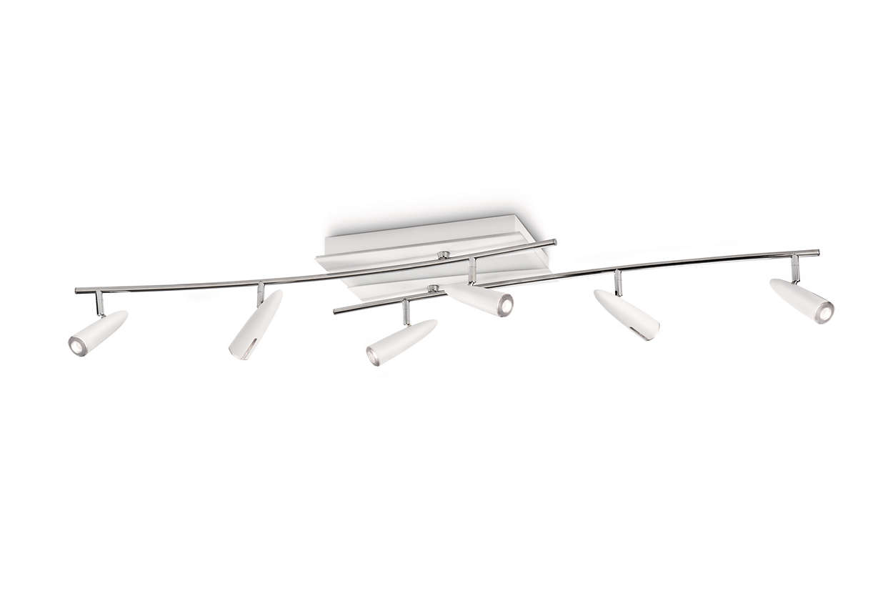 Ledino Benson ceiling light