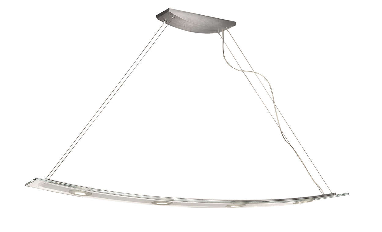 Ledino Altena pendant light