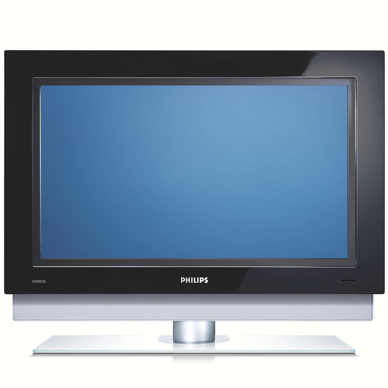 digital breitbild flachbildfernseher 37pf9641d 10 philips. Black Bedroom Furniture Sets. Home Design Ideas