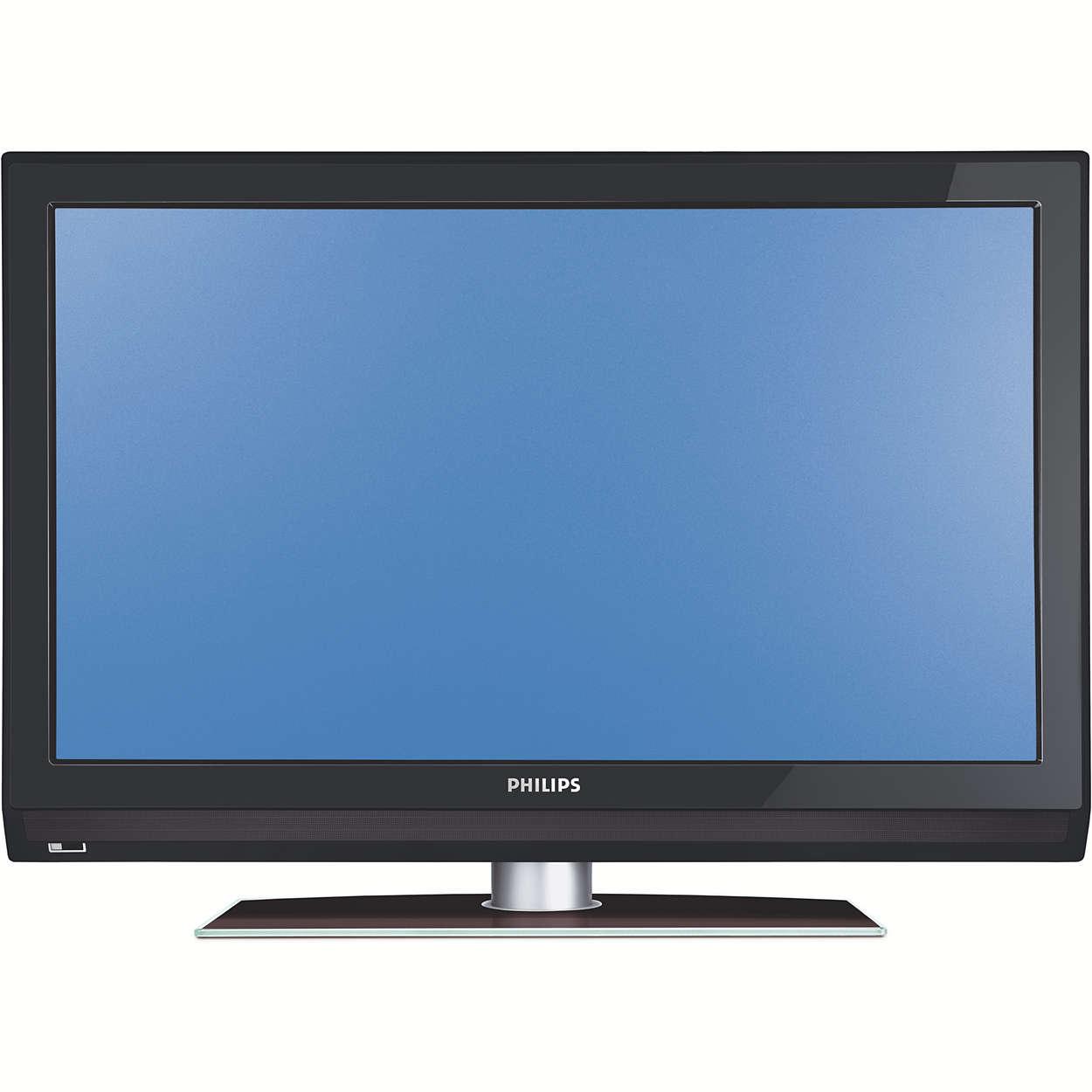 breitbild flachbildfernseher 37pfl7332 10 philips. Black Bedroom Furniture Sets. Home Design Ideas