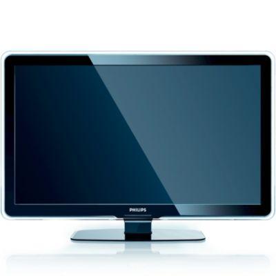 Philips Fernseher Bezeichnung : Lcd fernseher pfl d philips