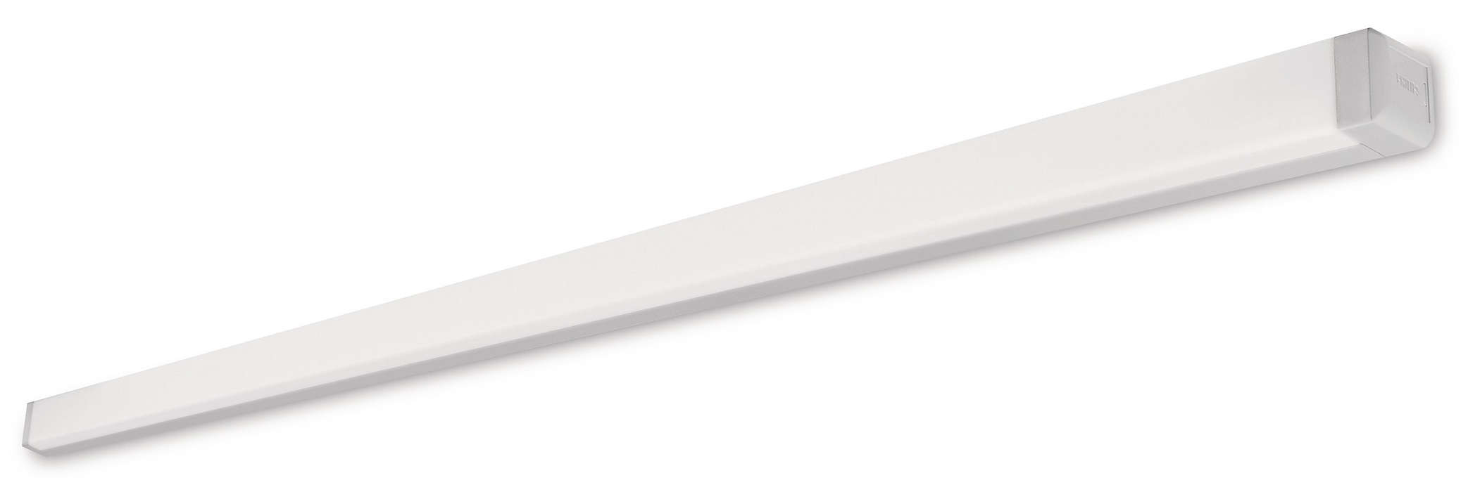 Linear lighting with a zest