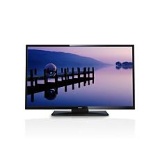 39PFL3008K/12 -    Ultraflacher Full-HD-LED-Fernseher